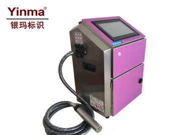 China Ym-S9001 de Kleine Printer 50W van Karakterinkjet met Computerafstandsbediening fabriek